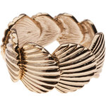 Topshop **Overlapping Shell Ring by Orelia