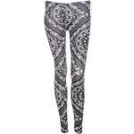 Terranova Bandana-print leggings