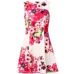 Smetanové šaty Malvina XL