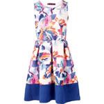 Modré šaty Magnolia XL