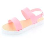 Růžové sandály Carper EUR37
