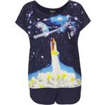 Topshop Galactic PJ Tee and Shorts