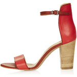 Topshop REGINA 2 Part Sandals