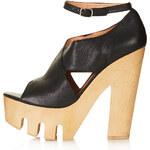 Topshop MATIKO Platform Shoes