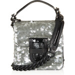 Topshop **Sequin Cross Body Bag by Unique