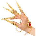 LightInTheBox Performance Dancewear Alloy Dance Nails Bracelet For Ladies(1 Piece)