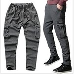 LightInTheBox Autumn Outfit New Pocket Overalls Men Casual Pants