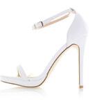 Bílé sandály Lottie EUR39
