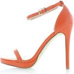 Oranžové sandály Lottie EUR40