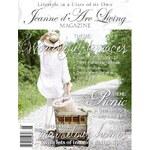 Časopis Jeanne d'Arc Living 6/2015 - anglická verze