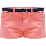 Superdry INTERNATIONAL Shorts neon coral