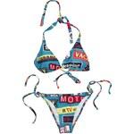 Moschino Swim Plavky A6104 2105 1308