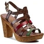 Sandály LANQIER - 32C904 Hnědá