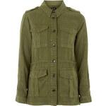 Topshop Multi-Pocket Jacket