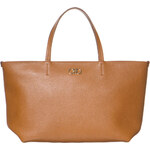 Salvatore Ferragamo Shopper BICE braun