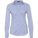 MORE & MORE Bluse BILLA blau