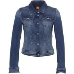 BOSS Orange Jeansjacke LYNNA blau