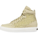 KENNEL & SCHMENGER Hightop-Sneaker BASKET beige