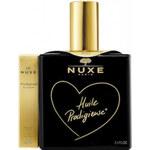 Nuxe Multifunkční suchý olej (Huile Prodigieuse) - limitovaná edice 100 ml + Ikonický parfém (Prodigieux Le Parfum) 1,2 ml