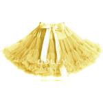 LE PETIT TOM Dolly sukně Pohádková zlatá