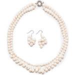 Sladkovodní perla Perlový set DOBLE