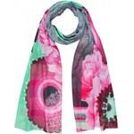 Desigual vícebarevný dámský šátek