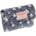 Brakeburn tmavě modrá dámská kosmetická taška