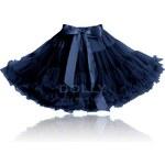 LE PETIT TOM Dolly sukně Sněhová královna tmavě modrá