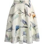 CHICWISH Dámská sukně Oh Lovely Birdie