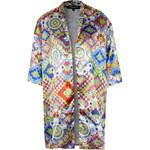 Topshop **Shell Print Beach Kimono by Jaded London