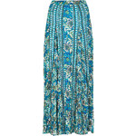 Marks and Spencer Floral Crinkle Effect Skirt