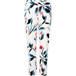 Marks and Spencer Floral 7/8 Cropped Trousers