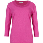 Marks and Spencer Pure Cotton Trellis Embroidered Top