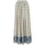 Topshop **Boho Print Maxi Skirt by Glamorous