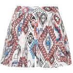 Topshop **Shorts mit Print von Glamorous - Blau