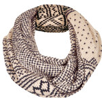 Topshop Scandi Fairisle Snood