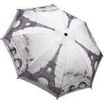 Blooming Brollies Skládací plně automatický deštník Galleria Paris City Scene GCFPAR