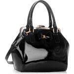 LS Fashion Kabelka LS00258A černá