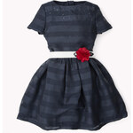 Tommy Hilfiger Silk Short Sleeve Dress