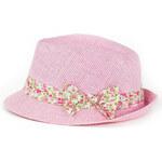 Art of Polo Dámský letní klobouk - růžový cz15161.12