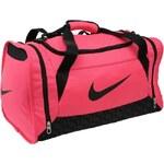 Sportovní taška Nike Brasilia Small Grip dám. růžová
