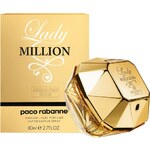 Paco Rabanne Lady Million Absolutely Gold 80ml Parfém W
