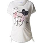 C&A Damen Umstands-Shirt in weiss von Yessica