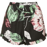 Floral Print Shorts By Kendall + Kylie at Topshop