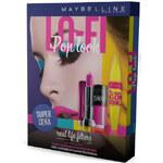 Maybelline Sada dekorativní kosmetiky LO-FI