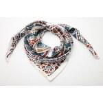 Astrid Sarkissian foulard MITH - blanc