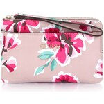 Guess Forget Me Not Floral Wristlet Pouch Bag
