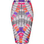 Topshop **Lipstick Skirt by Jaded London