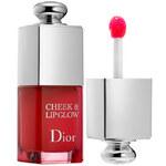 Dior Tónovací barva na rty a tváře (Cheek & Lip Glow) 10 ml