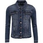 Tmavě modrá džínová bunda VILA Fear